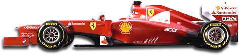 Ferrari F1 2012