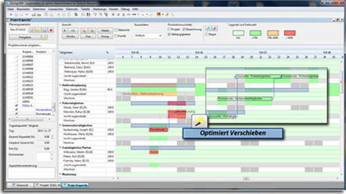 IKOffice | Optimiert Verschieben
