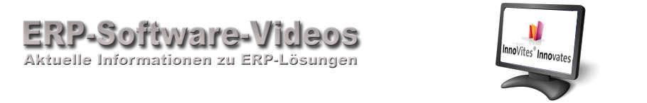 InnoVites ERP Software Videos