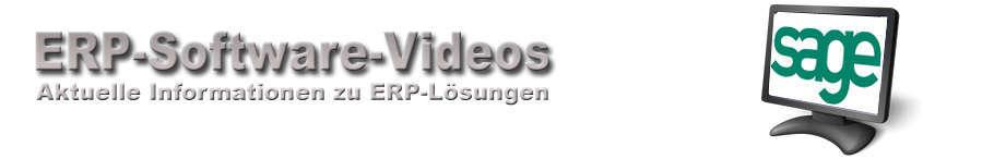 Sage ERP Software Videos