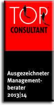 "MQ result consulting AG als ""Top Consultant"" ausgezeichnet"