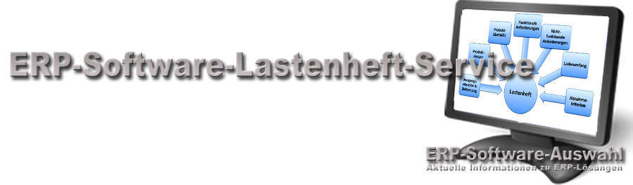 ERP-Software-Lastenheft-Service