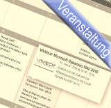 ERP-Veranstaltung