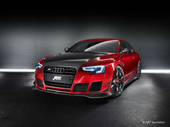 ABT Audi RS5 R
