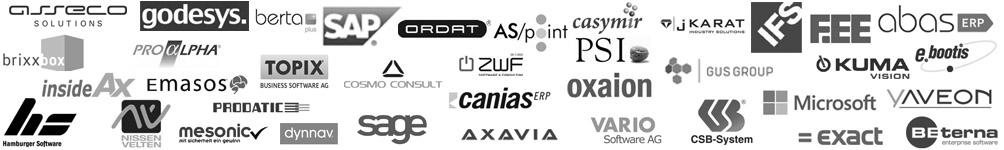 ERP-Software-Anbieter