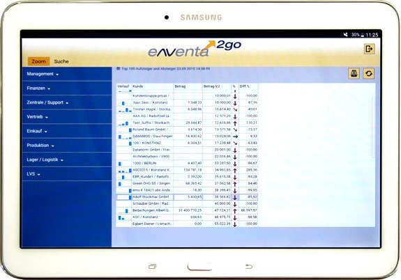 App eNVenta 2 go
