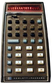 HP-35 Taschenrechner